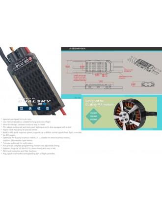 Wholesale 11pcs Dualsky PCU 60HV Brushless Drive Unit Specially Designed for UAV and Multirotors