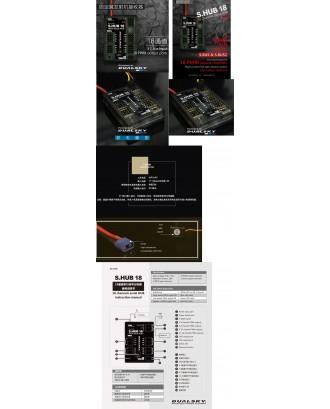 Wholesale 11pcs Dualsky S.Hub 18Ch Serial Hub