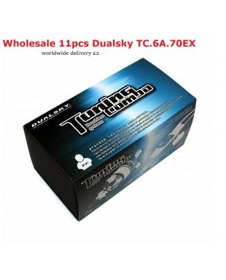 Wholesale 11pcs Dualsky Tuning Combo TC.6A.70EX for Sebart