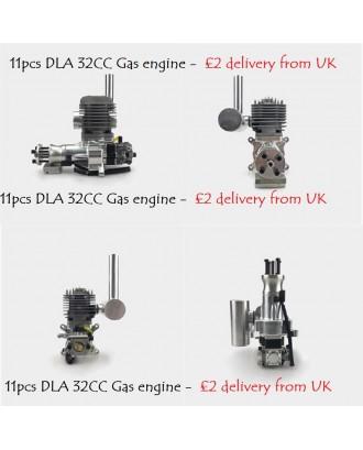 11pcs DLA 32CC Gas Engine Wholesale