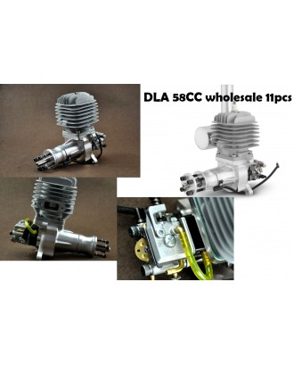 Wholesale 11pcs DLA 58CC Gas Engine