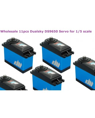 Wholesale 11pcs Dualsky DS9650 HV Servo for 1/5 Scale RC Car