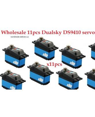 Wholesale 11pcs Dualsky DS9410 Digital High Voltage Metal Gear Servo